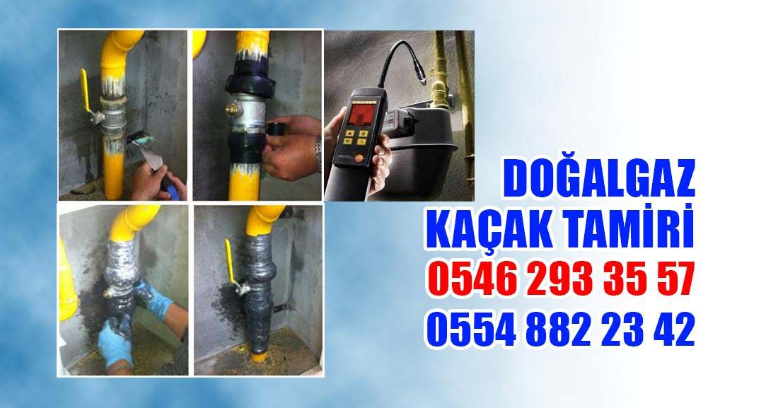 Do�algaz Ka癟ak Tamiri